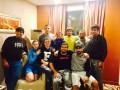 Украинские борцы успешно выступили на крупном турнире в Индии