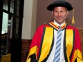 Легендарный игрок Манчестер Юнайтед стал доктором наук (фото)