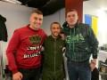 Усик и Ломаченко проведут встречу с болельщиками перед боем Гвоздик - Бетербиев