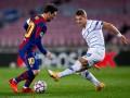 Динамо - Барселона 0:4: как это было