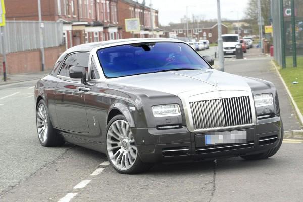 Rolls Royce Яя Туре