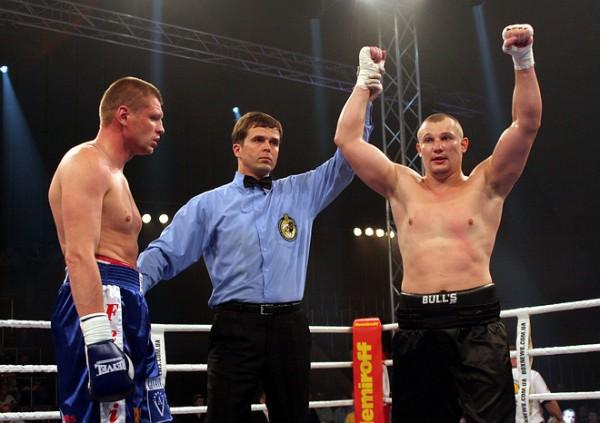 Руденко не выйдет в ринг в феврале против Чисоры