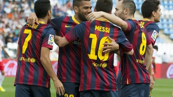 Барселона подготовила много игроков высокого класса