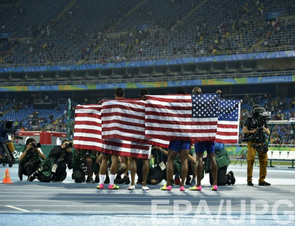Американцы принимали кокаин на Олимпиоаде в Рио