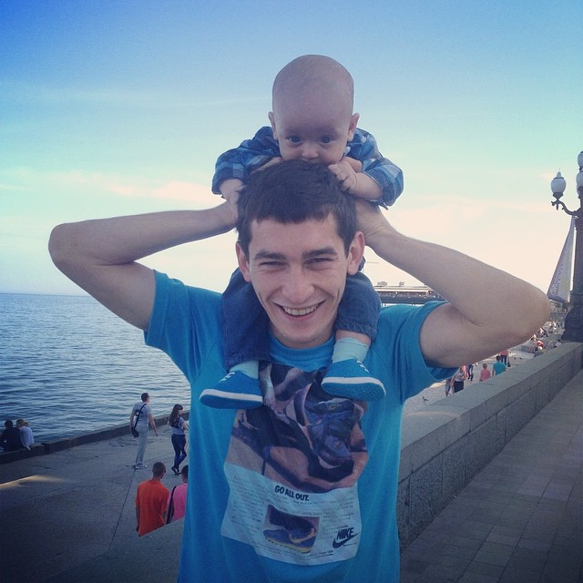 Тарас Степаненко на пару дней отправился в Крым