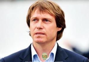 СМИ: Кононов хотел уйти с поста наставника Карпат