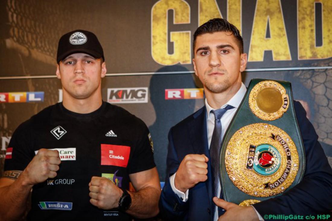 Дрозд назвал решение WBC присвоить Белью титул «почетного чемпиона» немного непривычным