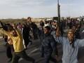 Футболисты сборной Ливии ушли в партизаны для борьбы с Каддафи
