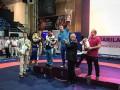 Женская сборная по борьбе выиграла рейтинговый турнир в Стамбуле