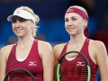 Сестры Киченок выступят в парном разряде на US Open