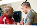 Тренер Кличко: Надеюсь пройти с Усиком весь путь до титула чемпиона мира