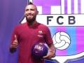 Официально: Видаль подписал контракт с Барселоной