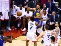 Плей-офф НБА: Голден Стэйт обыграл Торонто и сократил разрыв в серии