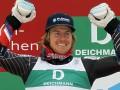 Американский горнолыжник Лигети сенсационно выиграл чемпионат мира в супергиганте