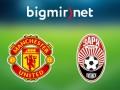 МЮ - Заря 1:0 Трансляция матча Лиги Европы