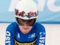 Украинская велогонщица Соловей - чемпионка Европейских игр