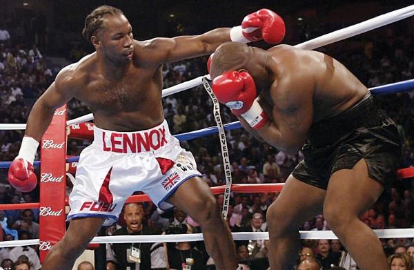 Бой Льюса против Майка Тайсона стал одним из самых великих в истории бокса