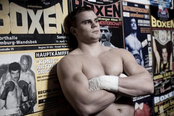 Денис Бойцов может выйти на ринг против Кличко