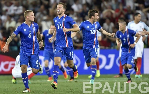Исландия обыграет Францию