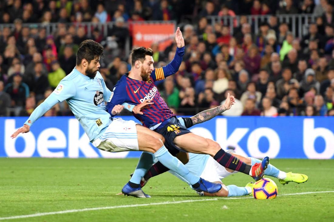 Видео испанский футбол
