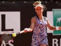 Цуренко уступила во втором круге на турнире в Риме