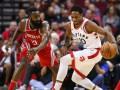 НБА: Торонто прерывал победную серию Хьюстона
