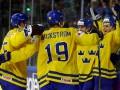 Швеция - Финляндия 4:1 Видео шайб и обзор матча ЧМ по хоккею