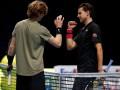 Рублев обыграл Тима на Итоговом турнире ATP