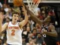 НБА: Торонто обыграл Нью-Йорк, Голден Стэйт и Кливленд потерпели поражения