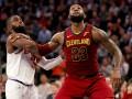 НБА: Кливленд вырвал победу у Нью-Йорка, Финикс уступил Лейкерс