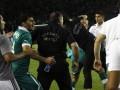 Финал Кубка Азербайджана завершился кровавым побоищем футболистов (ВИДЕО)