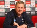 Динамо - Олимпиакос: пресс-конференция Хацкевича и Соля