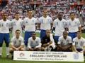 Большинство футболистов делегированы на Евро-2012 из клубов Англии