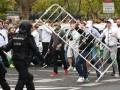 Фанаты Легии устроили массовые беспорядки в центре Мадрида