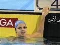 Украинка Дарина Зевина - чемпионка мира по плаванию