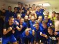 Динамо U-19 стало чемпионом Украины