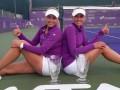 Сестры Киченок перед стартом Олимпиады выиграли турнир в Флорианополисе
