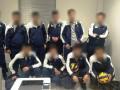 В Греции задержали сирийцев, которые представились волейбольной командой из Украины