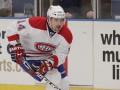 Игрок NHL забросил шайбу в свои ворота с точки вбрасывания