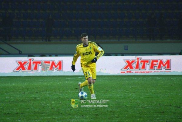 Рыкун разочаровал Харьков своей игрой