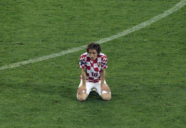 Лука Модрич размышляет о судьбах сборной