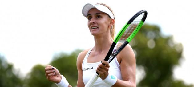 Цуренко пробилась в полуфинал турнира в Каире