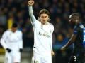 Модрич провел юбилейную игру за Реал