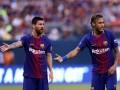 Барселона планирует удержать Месси в клубе благодаря Неймару