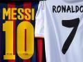 Рейтинг Forbes: Криштиану Роналду дороже Лионеля Месси