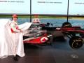В придверии старта Ф-1. Команда McLaren представила свой новый болид