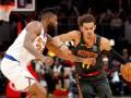 НБА: Клипперс разгромил Кливленд, Нью-Йорк в овертайме уступил Атланте