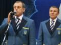 Уличенный в коррупции генсек НОК Украины лишился работы