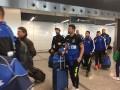 Сборная Косово прибыла в Краков, где сыграет с Украиной