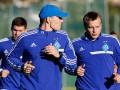 Динамо вернулось тренироваться в Испанию